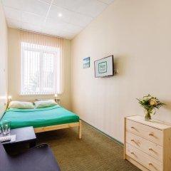 Хостел Nice Hostel Samara Кровать в общем номере фото 6