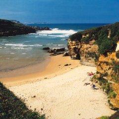 Hotel Rural Posada El Solar пляж