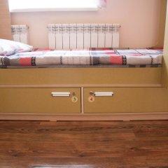 Гостиница Almaty Backpackers Кровать в общем номере с двухъярусной кроватью фото 4