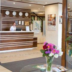 St. Ivan Rilski Hotel & Apartments интерьер отеля