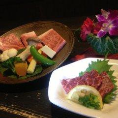 Отель Oyado Kurokawa Япония, Минамиогуни - отзывы, цены и фото номеров - забронировать отель Oyado Kurokawa онлайн питание
