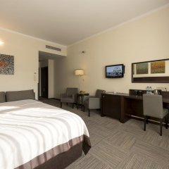 Europeum Hotel 3* Стандартный номер с двуспальной кроватью фото 19