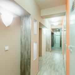 Art-hotel Zontik 2* Стандартный номер с различными типами кроватей (общая ванная комната) фото 2