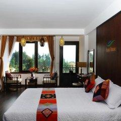 Sapa House Hotel 3* Улучшенный номер с различными типами кроватей фото 2