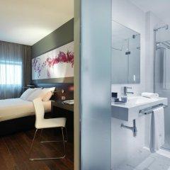Отель Eurostars Lex 4* Стандартный номер с различными типами кроватей