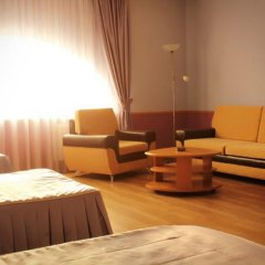 Гостиница 7 Небо Кровать в общем номере с двухъярусными кроватями фото 3