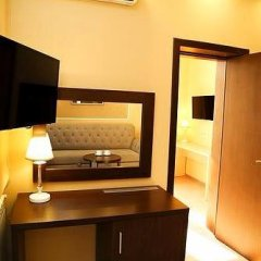 Мини-Отель У Заполярья 3* Семейный люкс с двуспальной кроватью фото 31