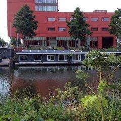 Отель Amsterdam Water Lodge Нидерланды, Амстердам - отзывы, цены и фото номеров - забронировать отель Amsterdam Water Lodge онлайн приотельная территория