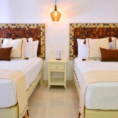 Unic Design Hotel 3* Номер Делюкс с различными типами кроватей фото 2