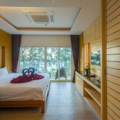 Anda Beachside Hotel 3* Стандартный номер с двуспальной кроватью фото 11