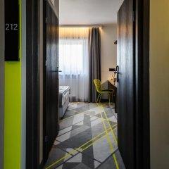 Air Hotel 2* Стандартный номер с различными типами кроватей фото 4