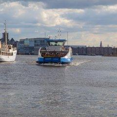 Отель DoubleTree by Hilton Hotel Amsterdam - NDSM Wharf Нидерланды, Амстердам - отзывы, цены и фото номеров - забронировать отель DoubleTree by Hilton Hotel Amsterdam - NDSM Wharf онлайн приотельная территория