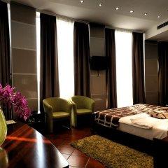 Garni Hotel Zeder 4* Номер Делюкс с различными типами кроватей