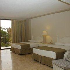 Grand Hotel Acapulco 3* Стандартный номер с различными типами кроватей