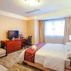 Central Hotel Jingmin 5* Люкс повышенной комфортности с различными типами кроватей фото 4
