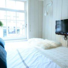 Отель Dahli's Boutique Apartments Нидерланды, Амстердам - отзывы, цены и фото номеров - забронировать отель Dahli's Boutique Apartments онлайн комната для гостей фото 2