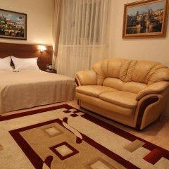 Гостиница Злата Прага 2* Полулюкс разные типы кроватей фото 2