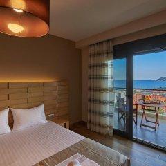 Отель Athos Thea Luxury Rooms Ситония комната для гостей фото 2