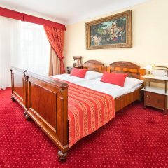 Hotel Waldstein 4* Стандартный номер с различными типами кроватей фото 11