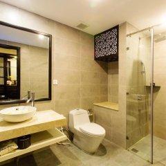 Отель Hoi An Silk Marina Resort & Spa 4* Номер Делюкс с различными типами кроватей фото 6
