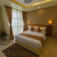 Отель Unima Grand 3* Улучшенный номер с различными типами кроватей фото 3