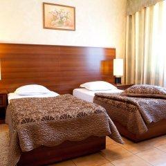 Гостиница Верховина на Окружной 3* Стандартный номер с 2 отдельными кроватями фото 2