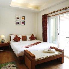 Отель Krabi Tropical Beach Resort 3* Улучшенный номер с различными типами кроватей фото 3