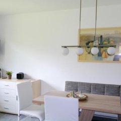 Отель Tischlmühle Appartements & mehr Улучшенные апартаменты с различными типами кроватей фото 30