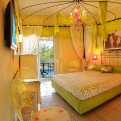 Отель Antigoni Beach Resort 4* Стандартный номер с двуспальной кроватью фото 7