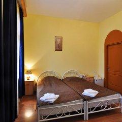 Отель Леадора 2* Улучшенный номер с разными типами кроватей фото 7
