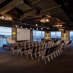 Lindner Wtc Hotel & City Lounge Antwerp Антверпен помещение для мероприятий