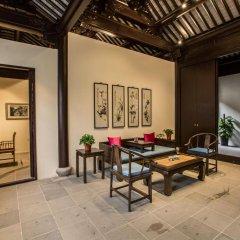 Отель Suzhou Shuian Lohas Вилла с различными типами кроватей фото 7