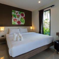 Отель Bua Tara Resort 3* Стандартный номер с различными типами кроватей