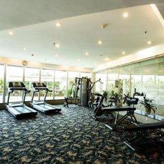 Отель Sunshine Resort Intime Sanya фитнесс-зал