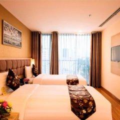 GK Central Hotel 3* Улучшенный номер с различными типами кроватей фото 26