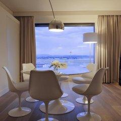Radisson Blu Hotel Zurich Airport 4* Люкс с различными типами кроватей фото 8