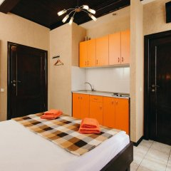 Гостиница Айсберг Хаус 3* Студия с разными типами кроватей фото 2