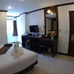 Patong Mansion Hotel 3* Улучшенный номер двуспальная кровать фото 2