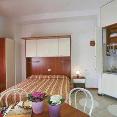 Отель Residence Auriga 3* Апартаменты разные типы кроватей фото 3