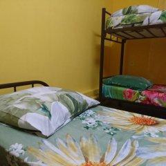 Хостел Кутузова 30 Кровать в мужском общем номере с двухъярусной кроватью фото 2