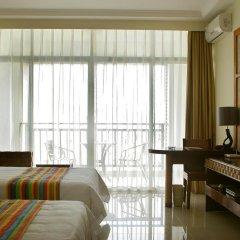 Sanya Shiji Shanshui Seaview Hotel комната для гостей