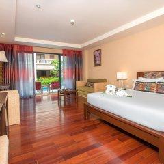 Отель Baan Laimai Beach Resort 4* Номер Делюкс разные типы кроватей