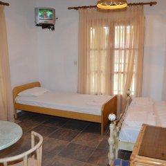 Отель Rigakis Греция, Ханиотис - отзывы, цены и фото номеров - забронировать отель Rigakis онлайн комната для гостей фото 3
