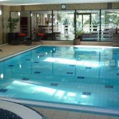 Отель Veronika Hotel Венгрия, Тисауйварош - отзывы, цены и фото номеров - забронировать отель Veronika Hotel онлайн бассейн фото 3
