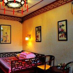 Beijing Double Happiness Hotel 3* Номер Делюкс с различными типами кроватей фото 9