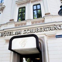 Hotel Am Schubertring городской автобус