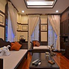 Отель Wora Bura Hua Hin Resort and Spa 5* Номер Делюкс с различными типами кроватей фото 6