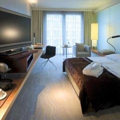 Radisson Blu Hotel, Cologne 4* Стандартный номер с различными типами кроватей фото 7