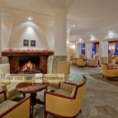 Отель Parkhotel Beau Site Швейцария, Церматт - отзывы, цены и фото номеров - забронировать отель Parkhotel Beau Site онлайн интерьер отеля фото 3