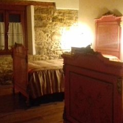 Отель Alloggio Agrituristico Conte Ottelio Прадамано комната для гостей фото 2